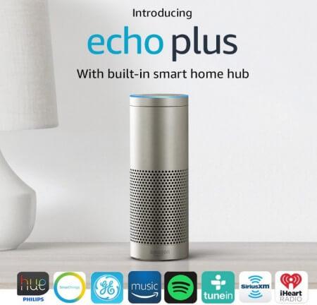 New Amazon Echo Plus Hub Black Friday Sale 2017 Free